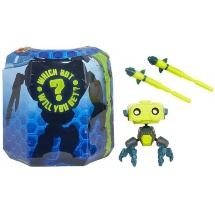 Игровой набор MGA Entertainment Ready2Robot Капсула и минибот 553939 (Набор 1)