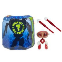 Игровой набор MGA Entertainment Ready2Robot Капсула и минибот 553953 (Набор 2)