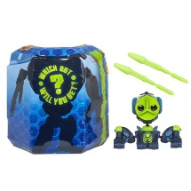 Игровой набор MGA Entertainment Ready2Robot Капсула и минибот 553977 (Набор 4)